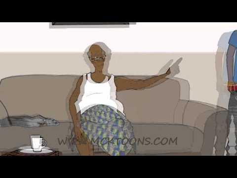 Comedy - Mcktoons- Husband Material (Episode 4) ( Animation )