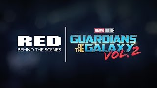 RED BTS | Guardians of the Galaxy Vol. 2