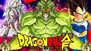 BROLY si TRASFORMA in SUPER SAIYAN 6 DORATO! #WHATIF Dragon Ball AF #47 ITA By GiosephTheGamer
