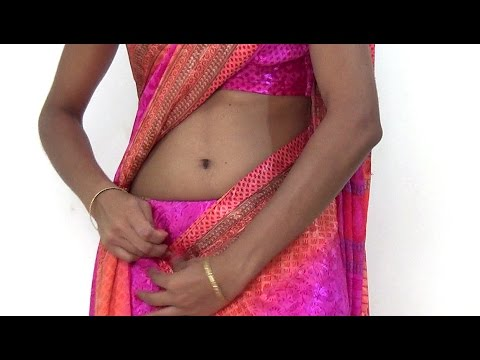 Xxx Mp4 Excellent Saree Wearing Tutorial For Beginners 3gp Sex