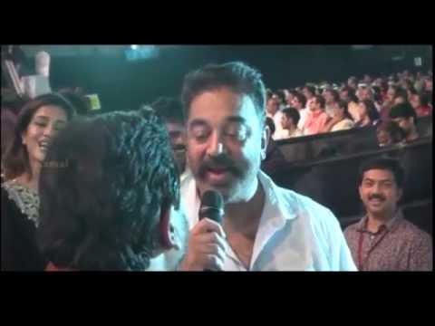 கமல் பாடியா தென்பாண்டி சீமையலே பாடல் | Kamal Sings Thenpandi Seemayile Song