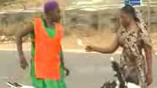 Theatre Tchadien Hassan Niélé Le Clandoman الحاج توا