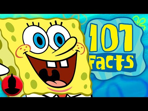 107 SpongeBob SquarePants Facts YOU Should Know ToonedUp 37 ChannelFred