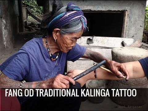 Traditional Tattoos: Fang Od and Kalinga Tattooing in the Philippines