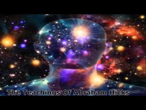 Abraham Hicks~ Changing your body with thought .