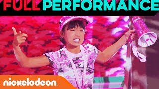 Kate Performs 'Confident' by Demi Lovato   Lip Sync Battle Shorties   Nick