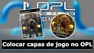 Playstation 2: Como colocar Cover Art no OPL (completo) - HD