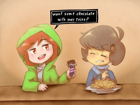 Xxx Mp4 Frisk And Chara S Undertale One Year Anniversary Comic Compilation 3gp Sex