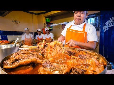 The Ultimate MEXICAN STREET FOOD TACOS Tour of Mexico City ft. La Ruta de la Garnacha