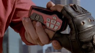 Power Rangers Time Force - Quantum Ranger Morpher Transfer |