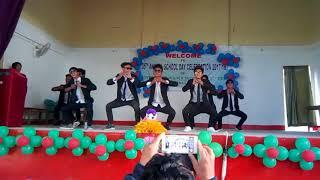 GHSS itanagar Celebrated 35th school day at GHSS