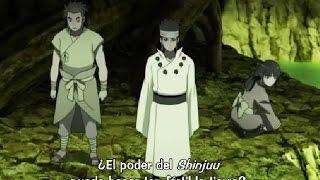 Naruto Shippuden Episodio 467 - sub español
