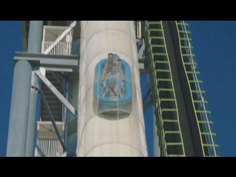 Boy Dies on Water Slide   Eyewitness Account