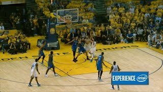 Stephen Curry shot in 360-degrees