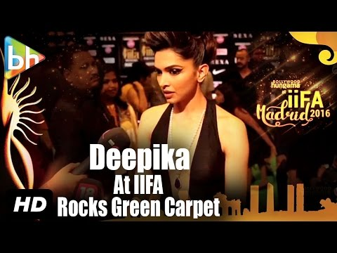 Deepika Padukone BREAKS Silence On Her Next Hindi Film At IIFA 2016