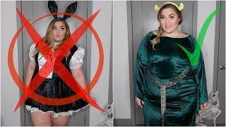 Fat Girl Halloween Dress Code