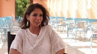 #GFF18 Interview with Mona Zaki