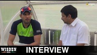 The Yuvraj Singh Interview   Anand Vasu   Wisden India