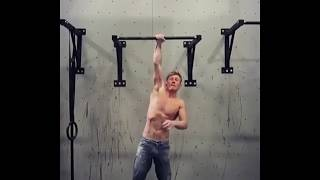 IMPOSSIBLE ONE  ARM MUSCLE UP