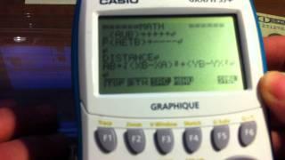 Calculatrice Casio Graph 35+ / Présentation