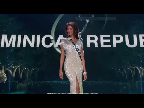 Miss Universe 2014 2015 Preliminary Competition LATINAS