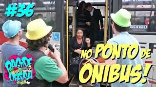 Pagode da Ofensa na Web #36 - No Ponto de Ônibus!