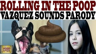 VAZQUEZ SOUNDS PARODY - ROLLING IN THE POOP - ROLLING IN THE DEEP ADELE COVER BY LATEX SOUNDS