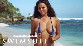 Chrissy Teigen Shows Off Her Post-Baby Body | Sports Illustrated Swimsuit