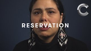Reservation   Native Americans   One Word   Cut