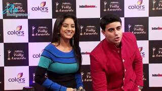 Colors Indian Telly Awards With Hot And Sexy Actress Un-Cut