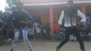 Cycle se aaya,, rocking dance by Jittu Chakre choreographer in Bartrai