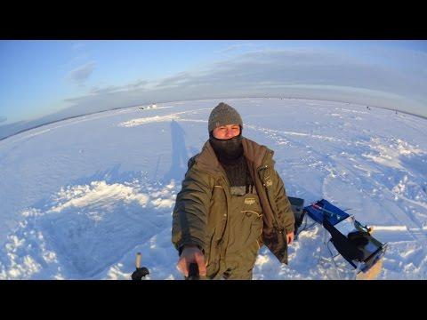 увильды озеро-зимняя рыбалка