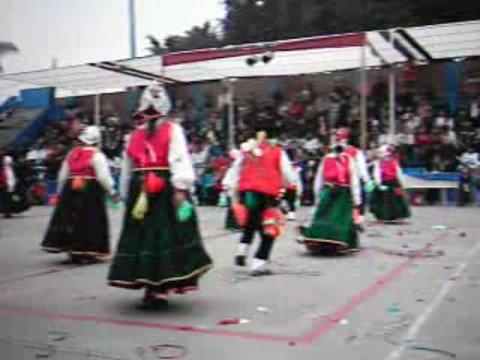 BAILE CARNAVAL DE CARUMAS DE MOQUEGUA