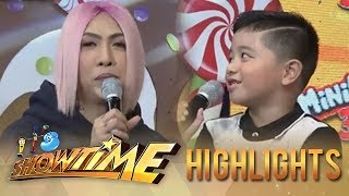 It's Showtime MiniMe 3: Vice Ganda is just