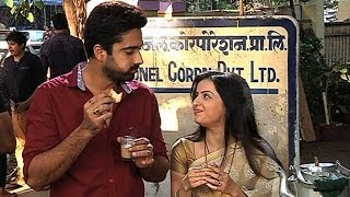 Shlok and Aastha's Love Date in a Public Transport