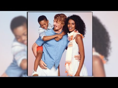 Old Navy Ad Accused Of Promoting White Genocide
