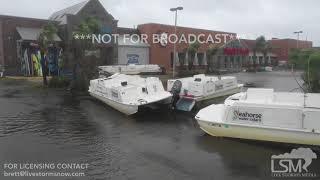 10-10-2018 Port St Joe, FL - Severe Damage Drone