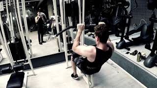 FITNESS MOTIVATION - DOS, BICEPS, TRICEPS - NEW BLACK FIT SION