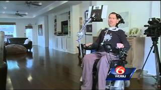 One on One: Steve Gleason opens up about accomplishments, daily battle with ALS