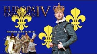 Europa Universalis IV European Multiplayer - France #37