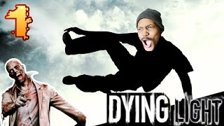 ZOMBIES + PARKOUR = #LEGGO | Dying Light (PS4) Gameplay - Part 1