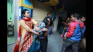 Dhaka  university students fight/ ছাত্র ছাত্রীদের মারামারি!