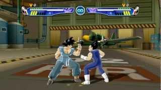 Dragon Ball Z: Budokai 3 HD - Goku vs Vegeta + Gohan vs Piccolo