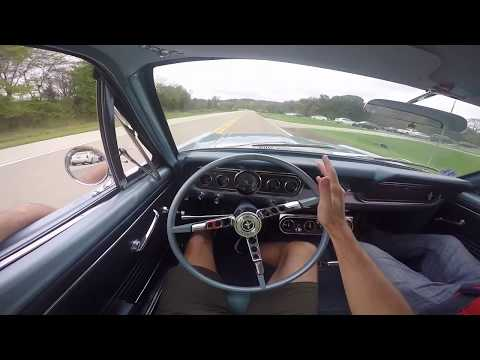 Xxx Mp4 Driving A Restored 1966 Ford Mustang GT 289 3gp Sex