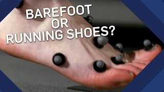 Is Barefoot Running Better For You? - Brit Lab