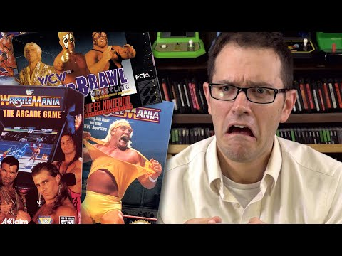 Xxx Mp4 Wrestling Games Angry Video Game Nerd Episode 149 3gp Sex