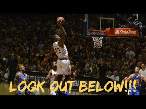 NBA Best Alley Oops! (2016-2017 Season)