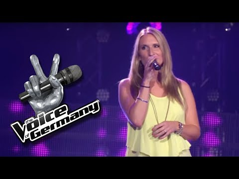 Céline Dion - Alone   Carina Chère Cover   The Voice of Germany 2017   Blind Audition