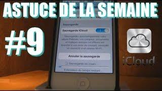 Sauvegarder les données de son iPhone sur iCloud ! [ADLS #9]