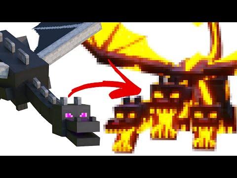I Designed Custom Minecraft Bosses